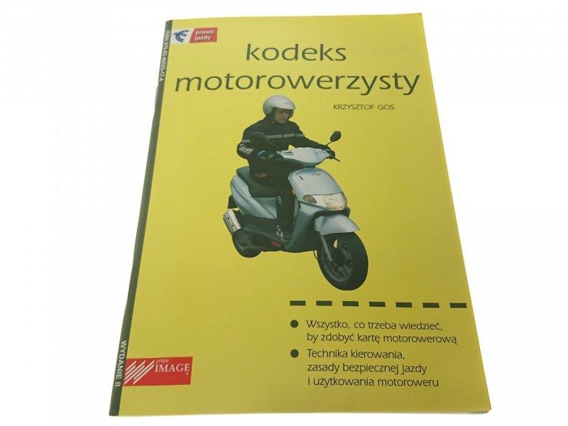 KODEKS MOTOROWERZYSTY - Krzysztof Gos (2007)