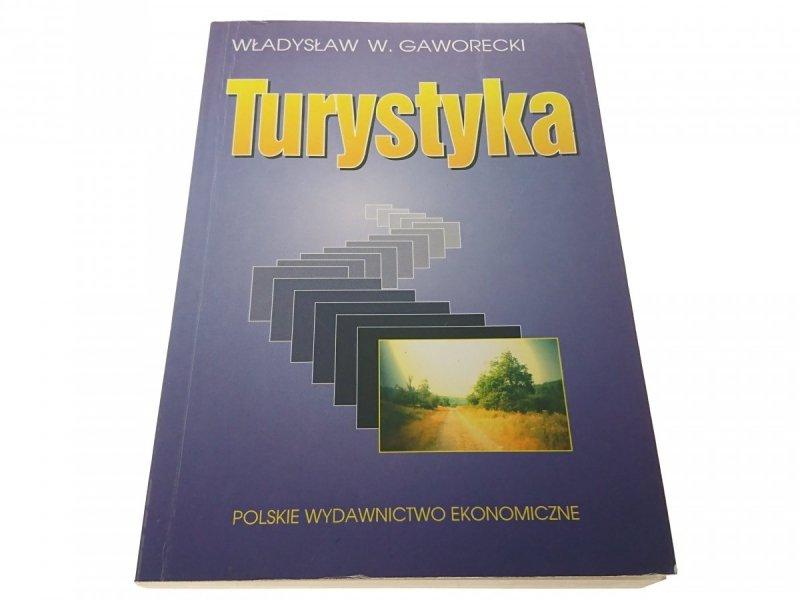 TURYSTYKA - Władysław W. Gaworecki 1998
