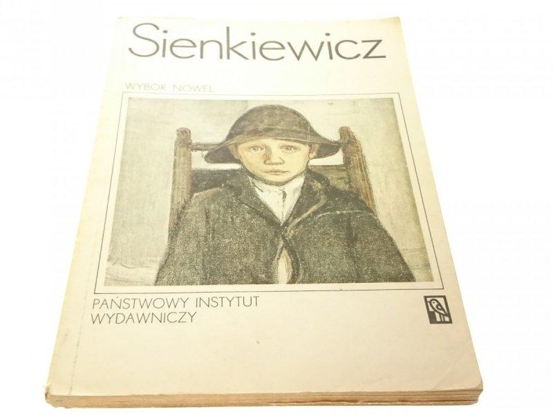 WYBÓR NOWEL - Henryk Sienkiewicz (1982)