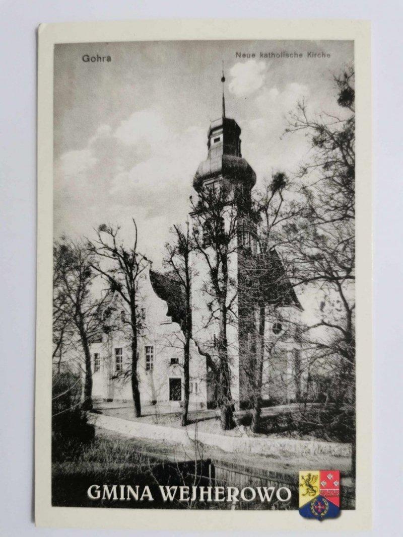 GÓRA POMORSKA, DAWNIEJ GÓRA GMINA WEJHEROWO OK. 1915 r.
