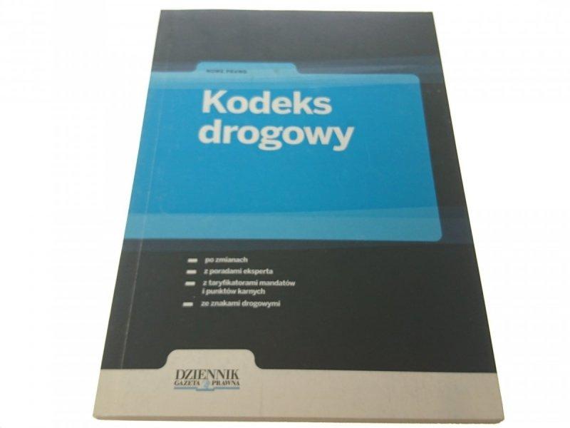KODEKS DROGOWY PO ZMIANACH (2010)