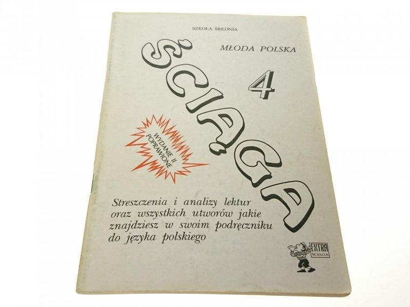 ŚCIĄGA 4 MŁODA POLSKA (1993)
