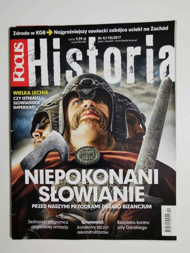 FOCUS HISTORIA NR 4 (118)/2017