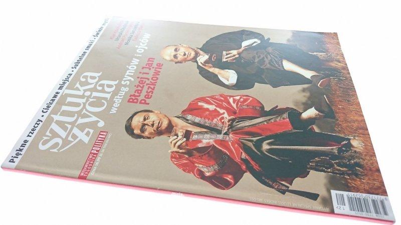 SZTUKA ŻYCIA WEDŁUG SYNÓW I OJCÓW 12/2011