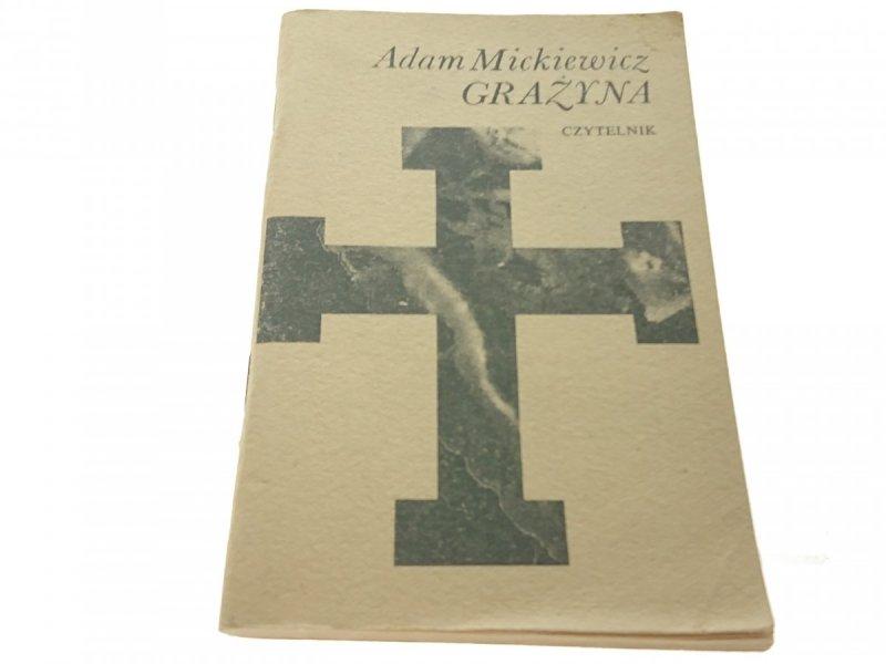 GRAŻYNA - Adam Mickiewicz