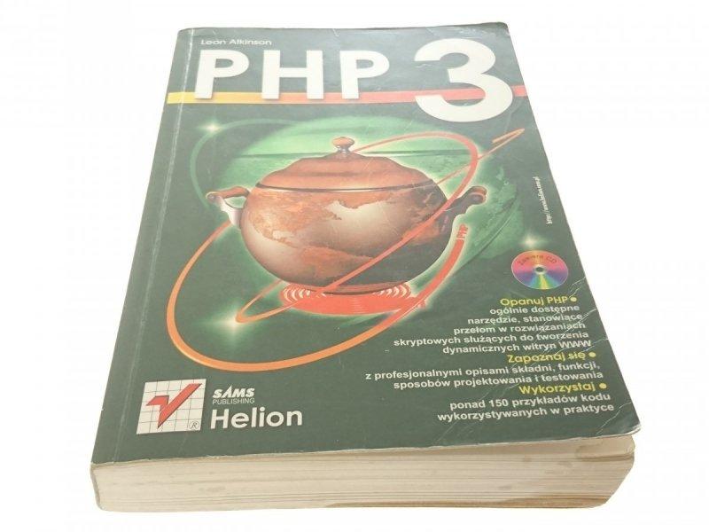 PHP 3 - Leon Atkinson (2000)