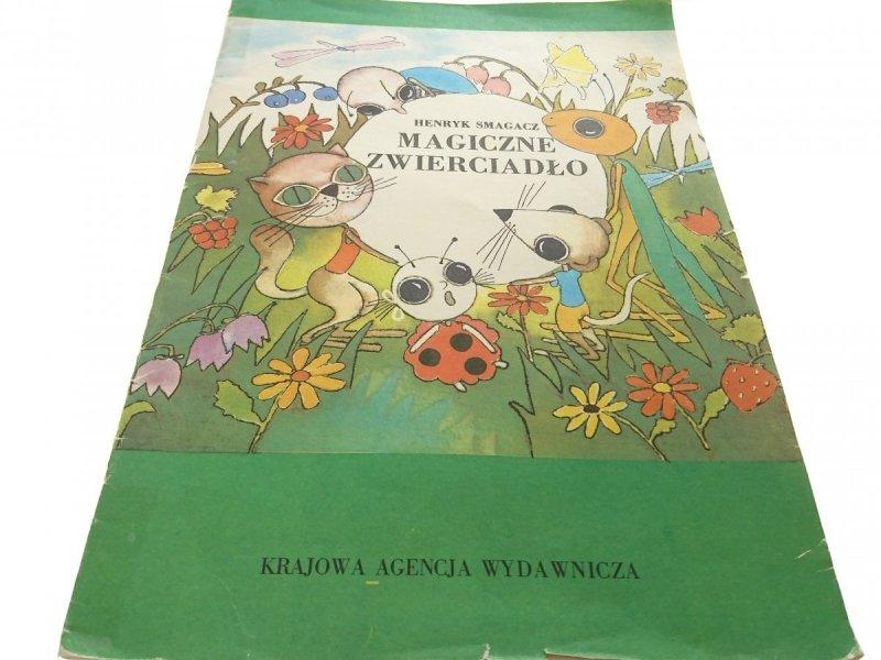 MAGICZNE ZWIERCIADŁO - Henryk Smagacz 1985