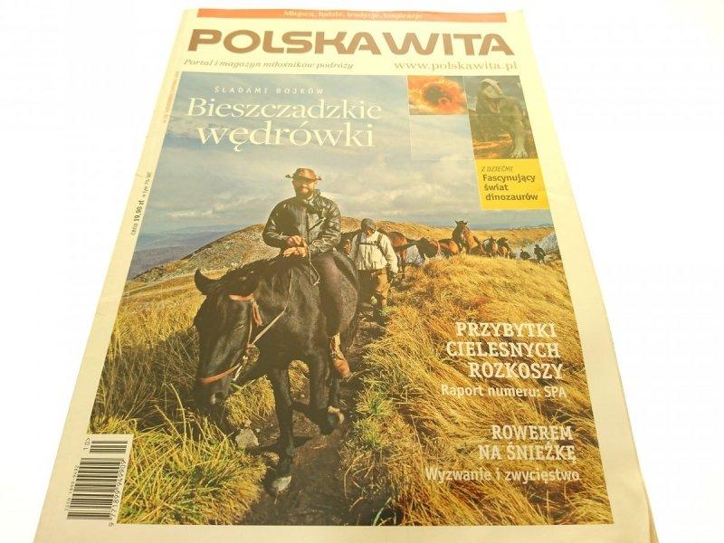 POLSKA WITA NR 14 PAŹDZIERNIK/LISTOPAD 2009