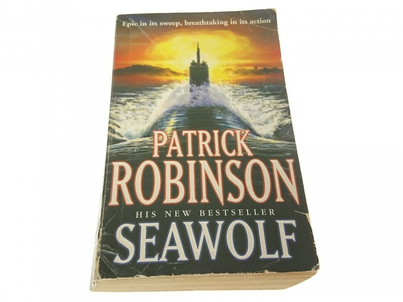 SEAWOLF - Patrick Robinson 2001