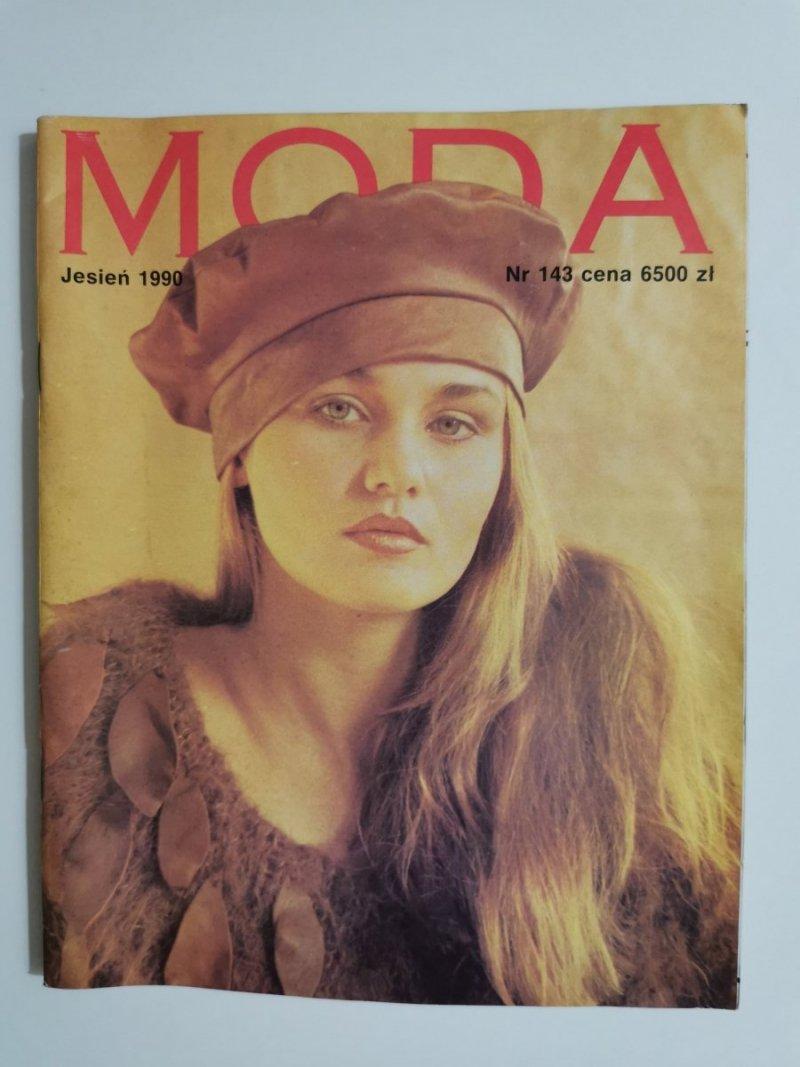 MODA NR 143 JESIEŃ 1990