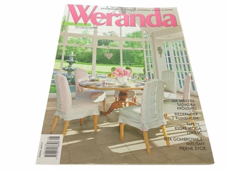 WERANDA NR 8 (128) / 2013 SIERPIEŃ