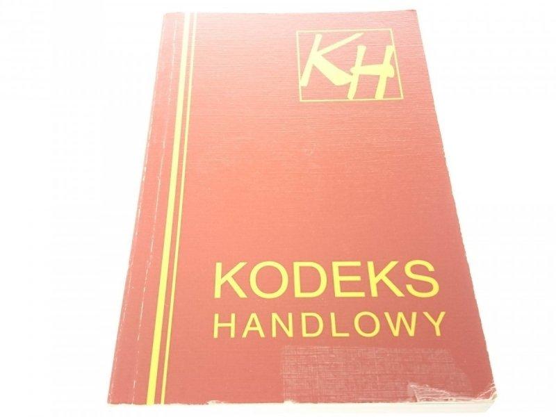 KODEKS HANDLOWY ZE SKOROWIDZEM 1997
