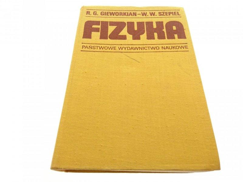 FIZYKA - R. G. Gieworkian 1976