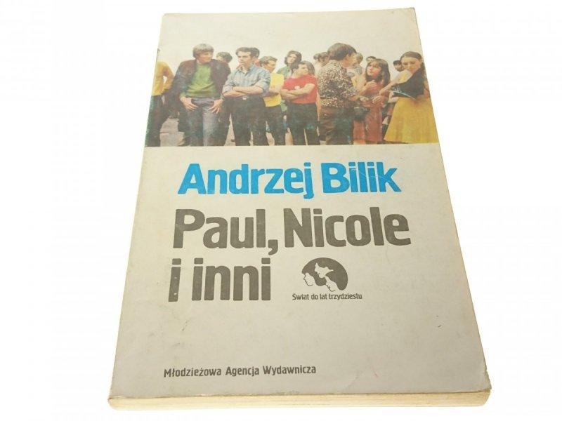 PAUL, NICOLE I INNI - ANDRZEJ BILIK