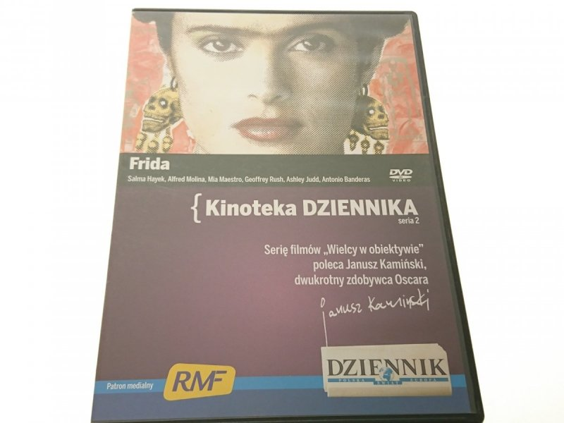 FRIDA DVD KINOTEKA DZIENNIKA SERIA 2