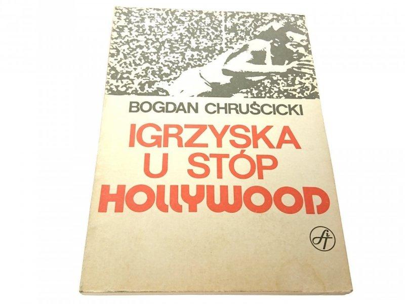 IGRZYSKA U STÓP HOLLYWOOD - Bohdan Chruścicki 1987