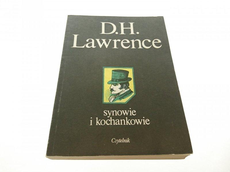 SYNOWIE I KOCHANKOWIE - D. H. Lawrence 1987