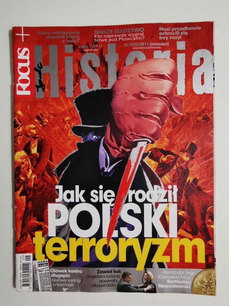 FOCUS HISTORIA NR 9 (55)/2011 WRZESIEŃ