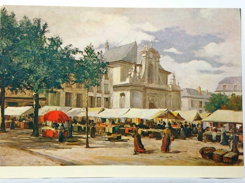 MUSEE HISTORIQUE LORRAIN. NANCY, LE MARCHE