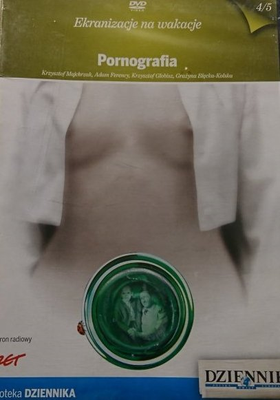 PORNOGRAFIA DVD EKRANIZACJE NA WAKACJE 4/5