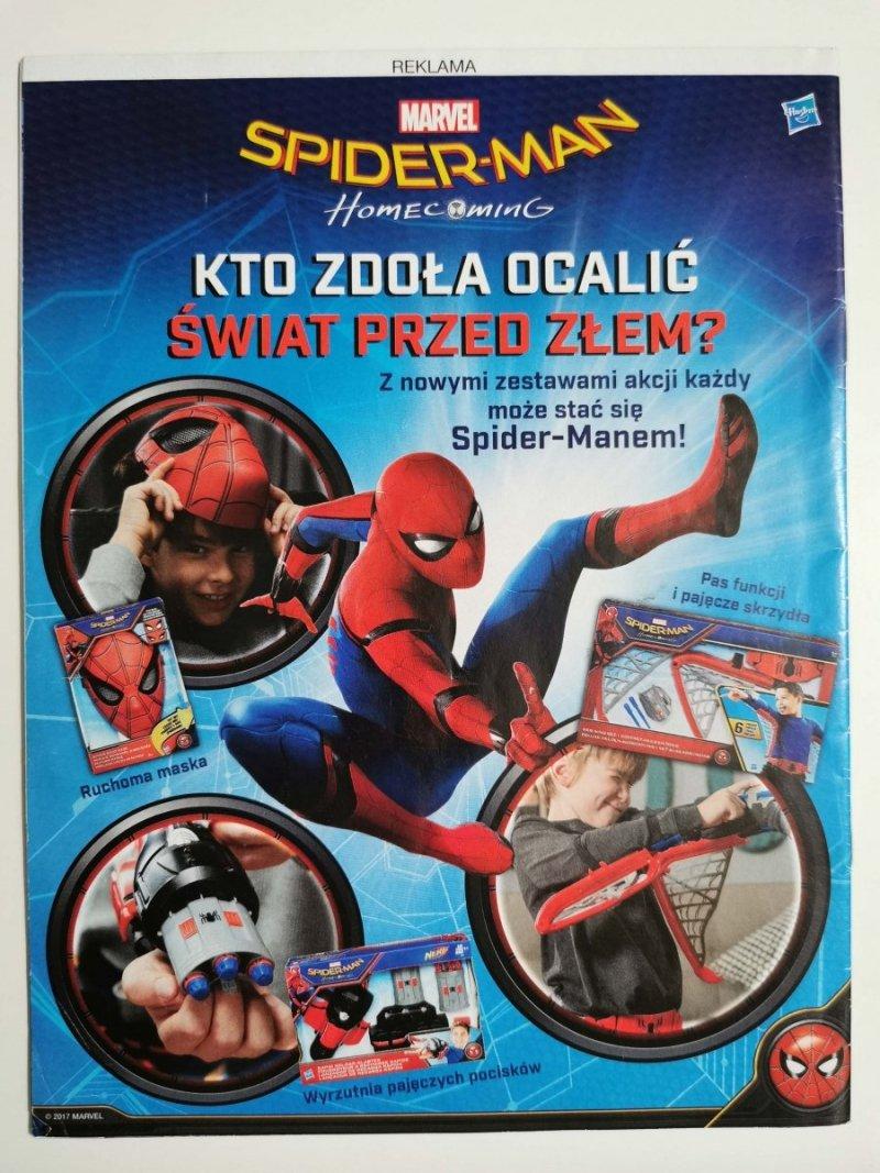 MARVEL ULTIMATE SPIDER-MAN MAGAZYN NR 3/2017 BEZ DODATKÓW