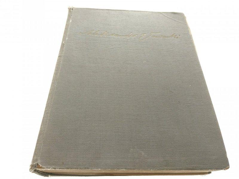 BOLESŁAW PRUS WYBÓR PISM 1952 R - H. Markiewicz