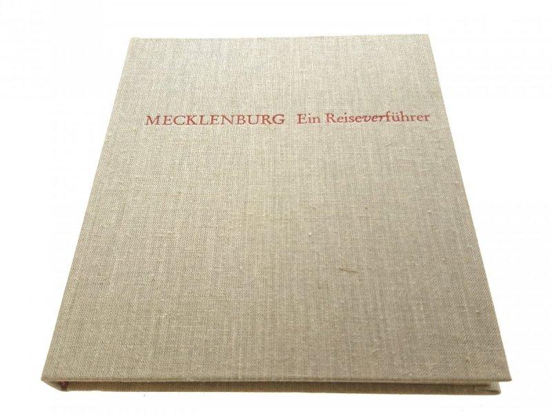EIN REISEVERFUHRER - Mecklenburg
