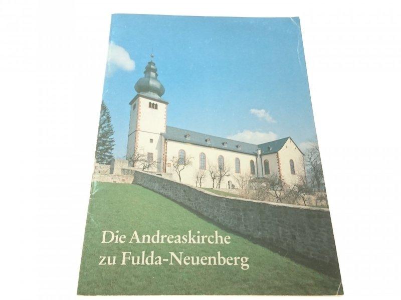 DIE ANDREASKIRCHE ZU FULDA-NEUENBERG