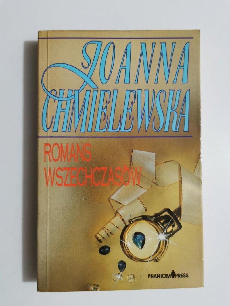 ROMANS WSZECHCZASÓW - Joanna Chmielewska 1992