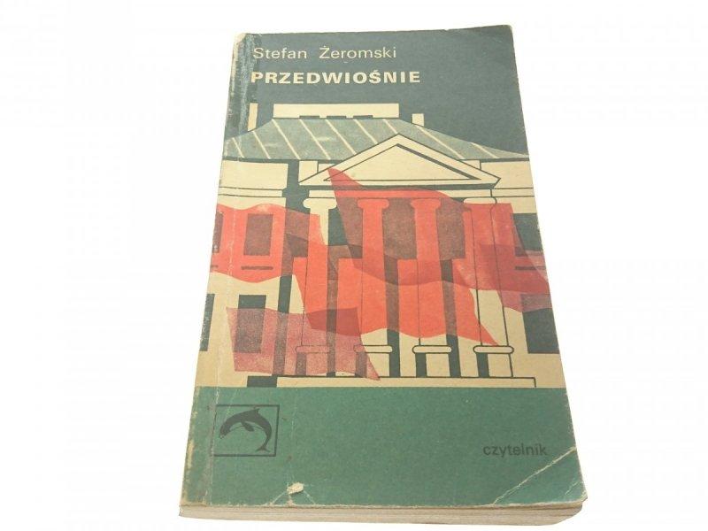 PRZEDWIOŚNIE - Stefan Żeromski (1970)
