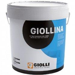 GIOLLINA NORMALE - 5L  (biała farba winylowo-akrylowa - wewnętrzna)