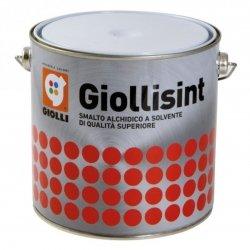 GIOLLISINT LUCIDO - 0,75L (emalia alkaidowa do metalu, drewna, PCV i konglomeratów)