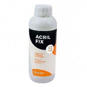 ACRIL FIX - 1L ( grunt akrylowy do wnętrz i na zewnątrz - koncentrat)
