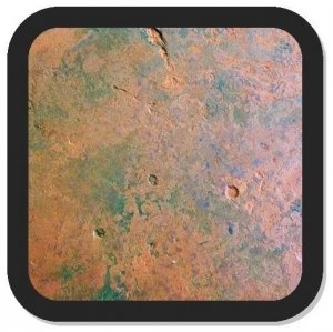 CORTEN - 2,5L  (farba dekoracyjna - efekt rdzy)