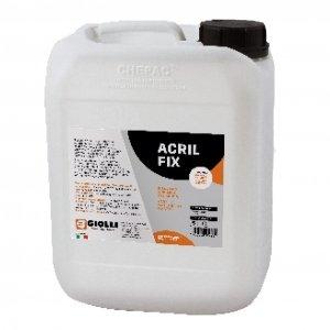 ACRIL FIX - 5L ( grunt akrylowy do wnętrz i na zewnątrz - koncentrat)