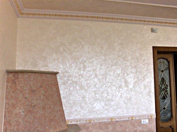 SENSAZIONI ARGENTO - 0,75L  (dekoracyjna farba perłowa - srebrna)