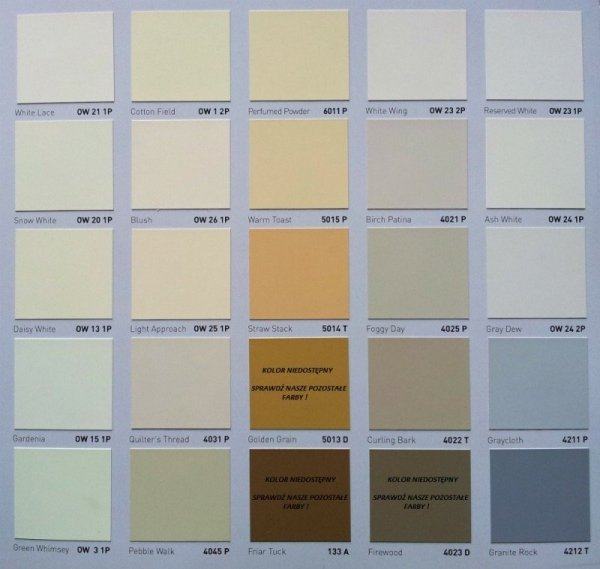 GIOLLI PAINT - 5L (biała farba winylowo-akrylowa - wewnętrzna z możliwością barwienia)