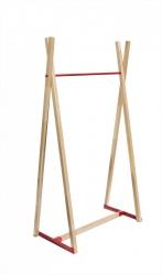 Wieszak drewniany  G -1, 100 cm
