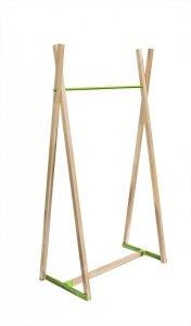 Wieszak drewniany   G -4, 100 cm