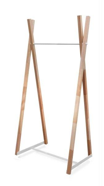 Wieszak drewniany  '' B - 3 '' 100 cm