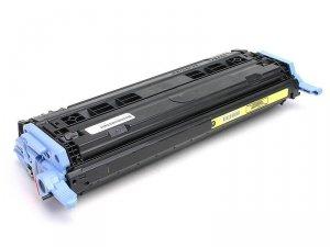 TONER ZAMIENNIK HP 1600/2600 124A [2K] YELLOW