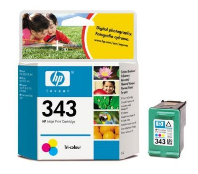 TUSZ ZAMIENNIK ORINK HP 343 COLOR [15ml] [XL]