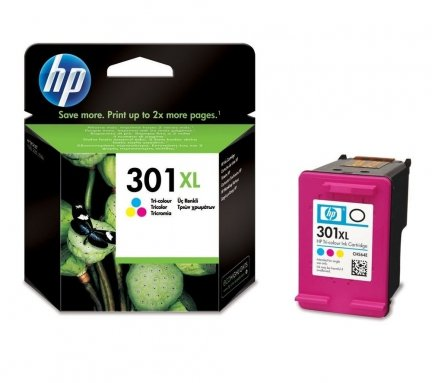 TUSZ ZAMIENNIK ORINK HP 301 COLOR [15ml] [XL]