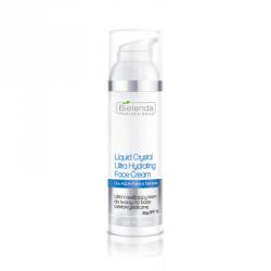 Bielenda Aqua-Porin Ultra nawilżający krem do twarzy na bazie ciekłokrystalicznej SPF 15 - 100 ml