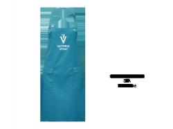 Victoria Vynn - Cosmetic apron - Fartuch kosmetyczny - morski