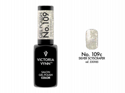 Victoria Vynn Gel Polish Color -  Silver Scyscraper No.109 8 ml