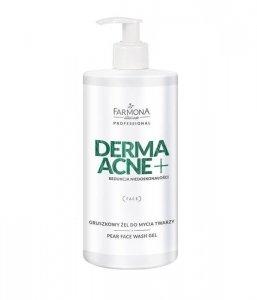 Farmona Dermaacne - Gruszkowy żel do mycia twarzy 500ml