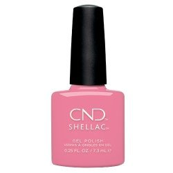 Lakier CND Shellac KISS FROM A ROSE   7,3 ml