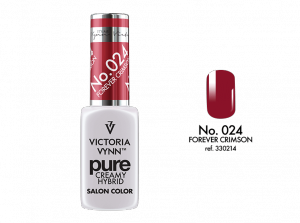Victoria Vynn Pure Color - No.024 Forever Crimson 8 ml