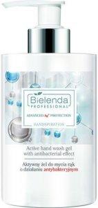 Bielenda Handspiration Aktywny żel do mycia rąk o działaniu antybakteryjnym 290g